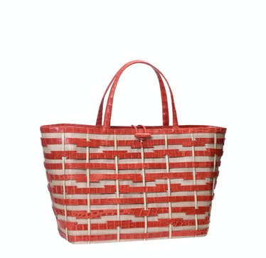 Nancy Gonzalez tote bag, $2,850, by special order, [nemainmarcus.com](http://rstyle.me/n/drh963w3n).
