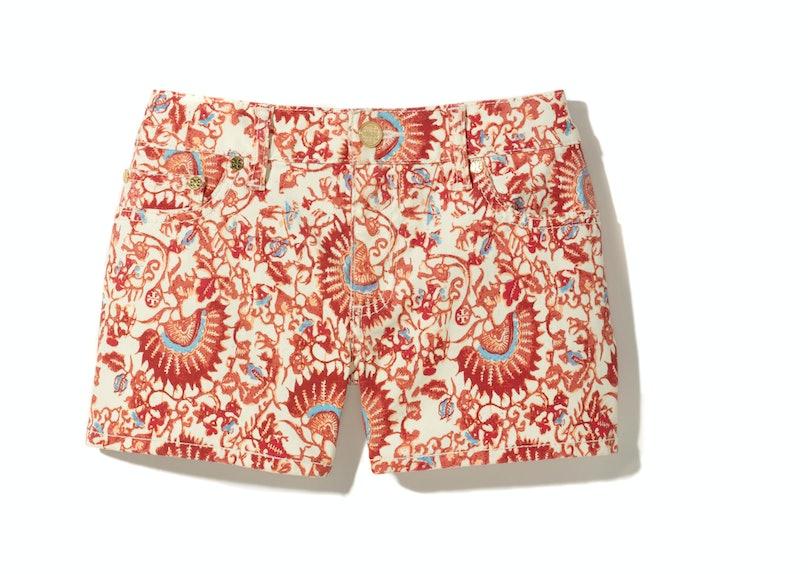 Tory Burch shorts, $175, [toryburch.com](http://rstyle.me/n/dria43w3n).