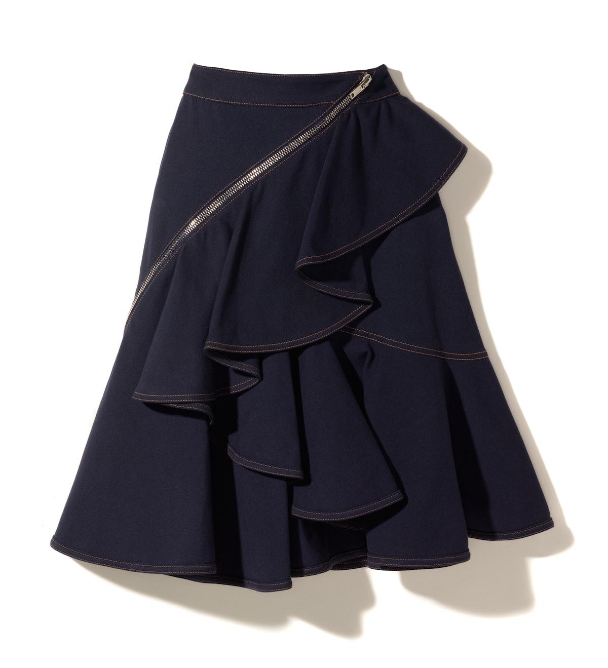 Givenchy by Riccardo Tisci skirt, $1,200, Neiman Marcus, 888.888.4757.