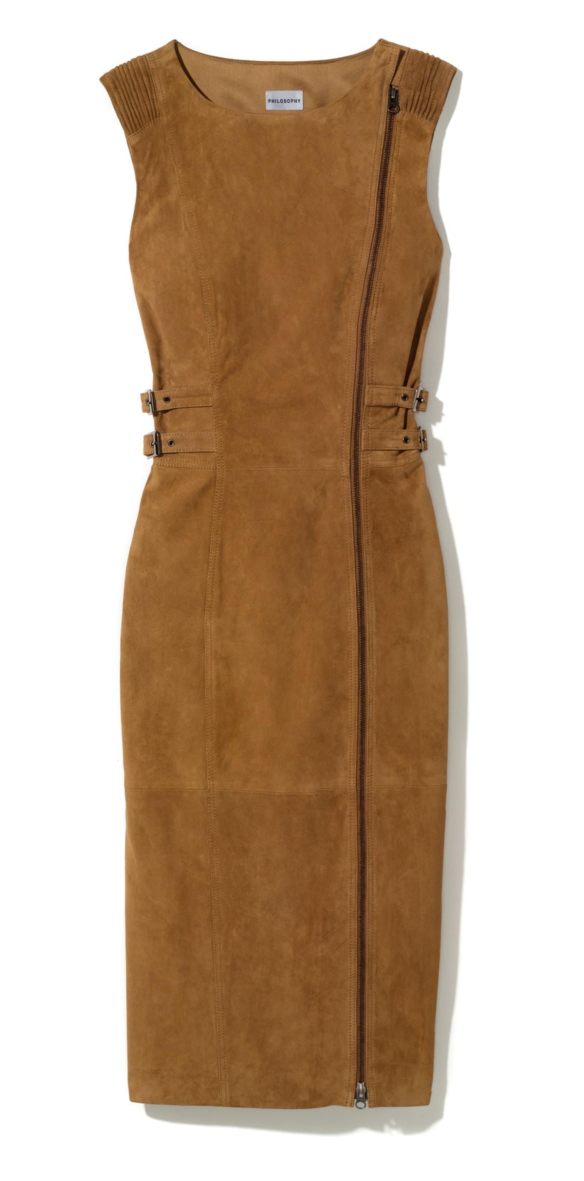 Philosophy by Natalie Ratabesi dress, $1,295, Philosophy, New York, 212.460.5500.