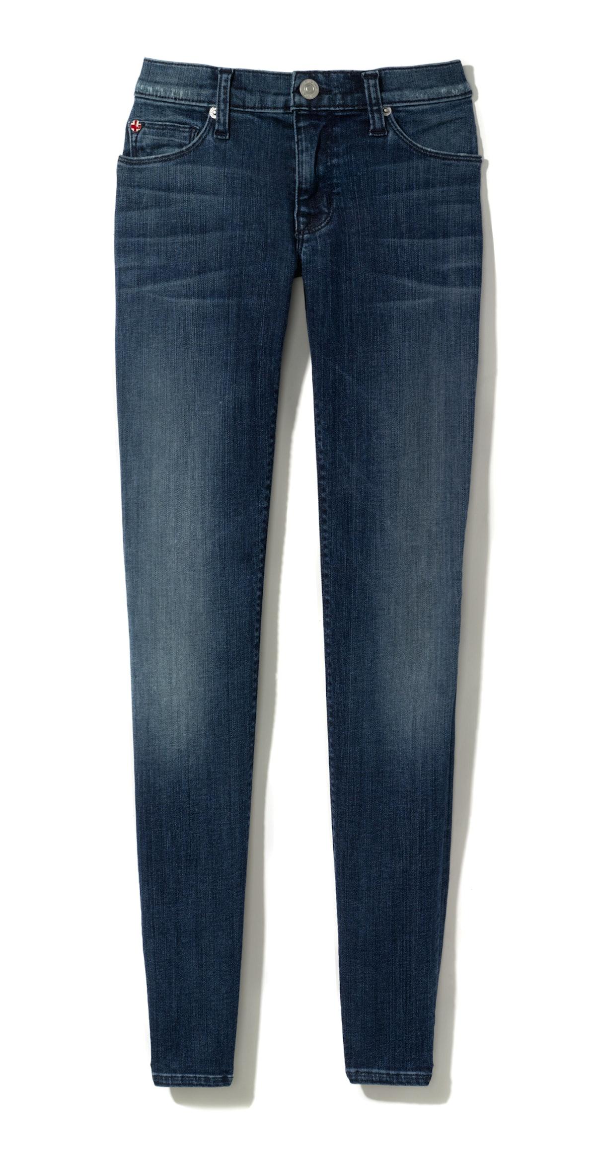 Hudson Jeans jeans, $189, hudsonjeans.com.