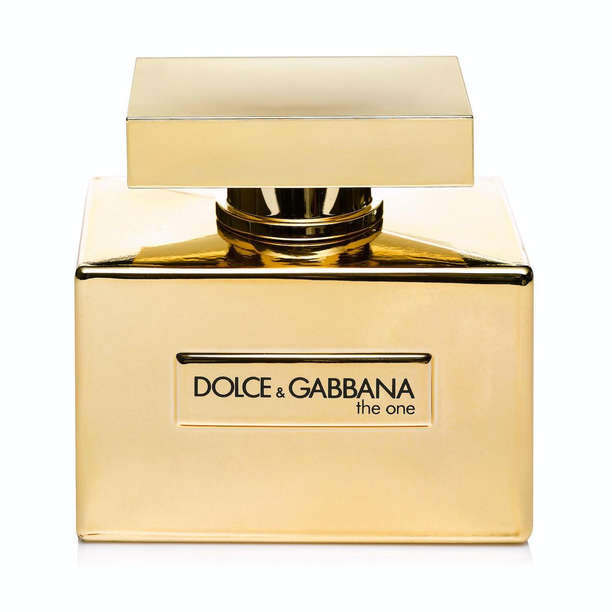 Dolce & Gabbana the One for Women 2014 limited edition eau de parfum, $108, [nordstrom.com](http://rstyle.me/n/drj9z3w3n).