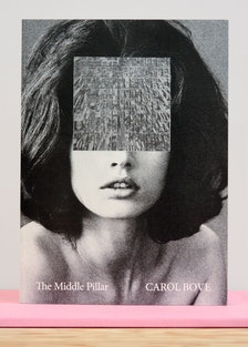 The book he designed for the artist Carol Bove. [Read more about curator Brendan Dugan here](http://...
