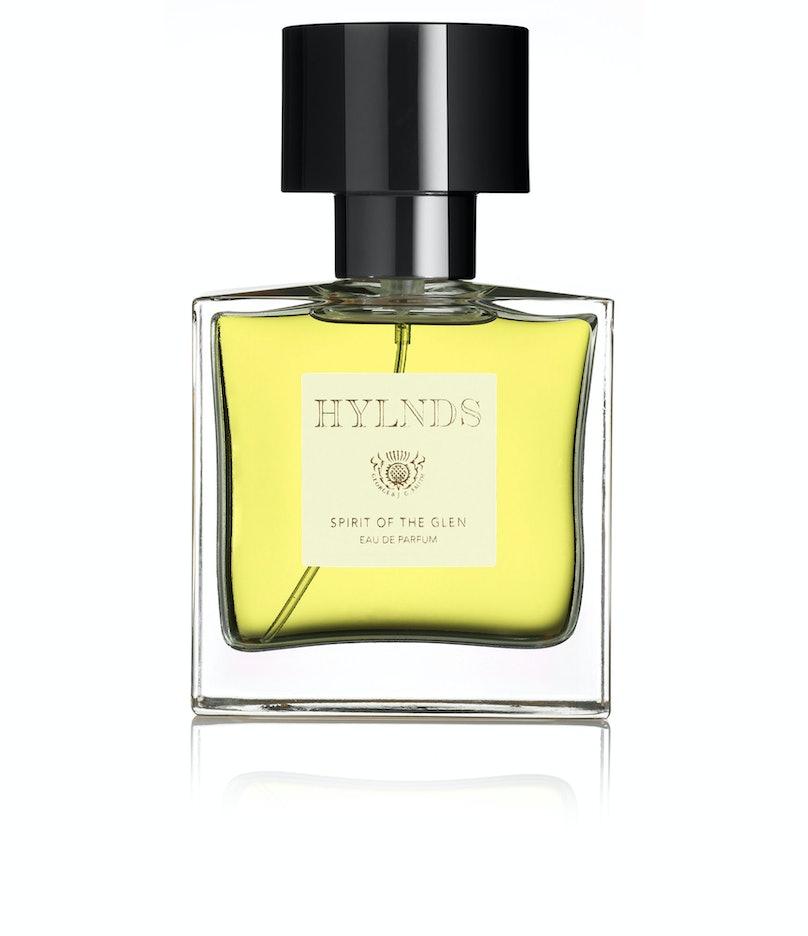 Hylnds by D.S. & Durga Spirit of the Glen eau de parfum, $180, [barneys.com](http://rstyle.me/n/dssn93w3n).