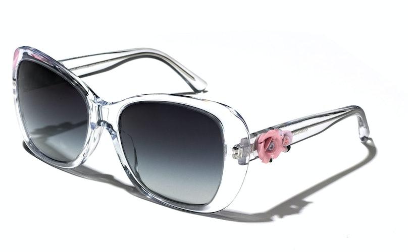 Dolce & Gabbana sunglasses, $265, sunglasshut.com.