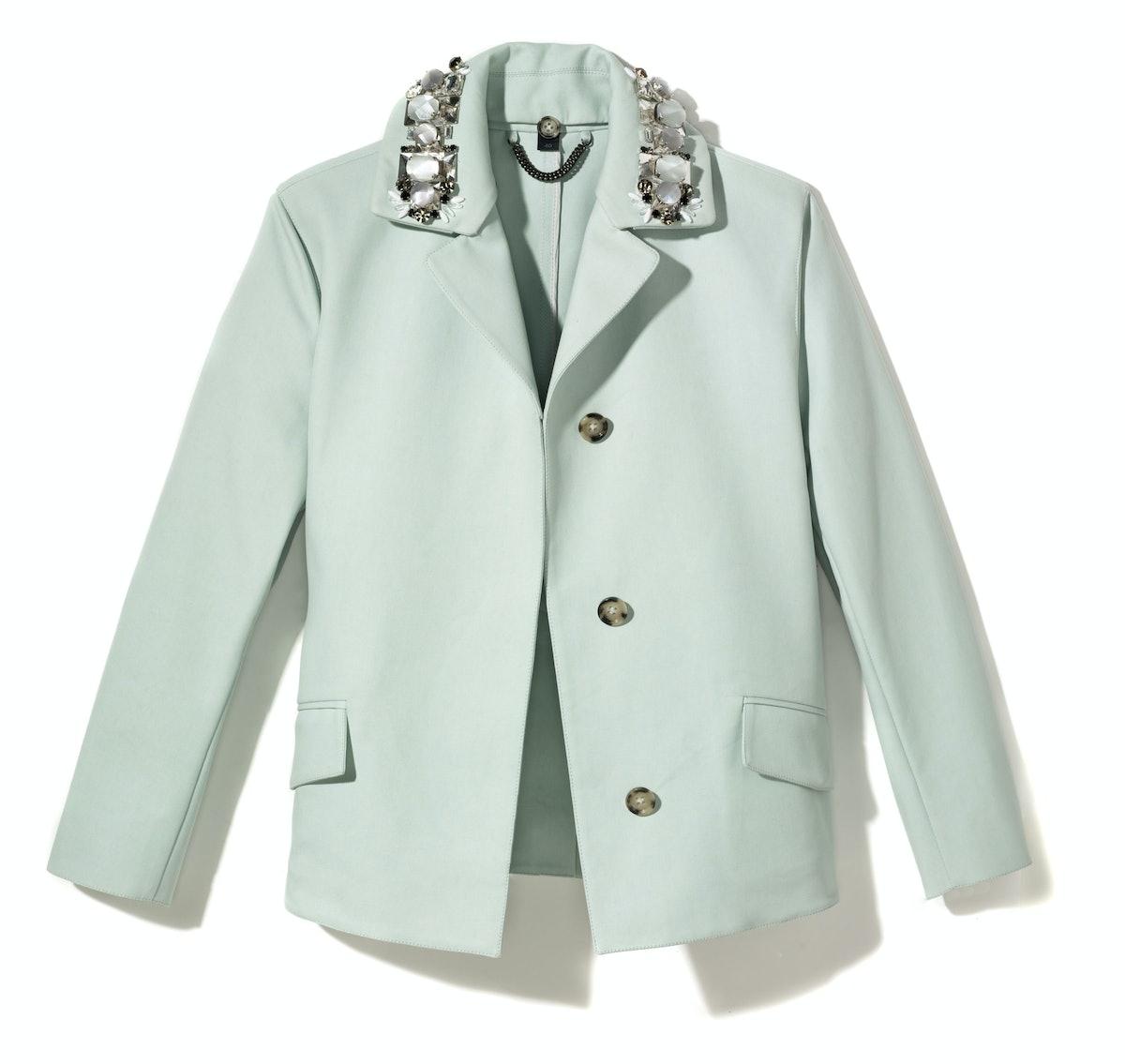Burberry Prorsum coat, $1,995, [burberry.com](http://us.burberry.com/womens-prorsum/).