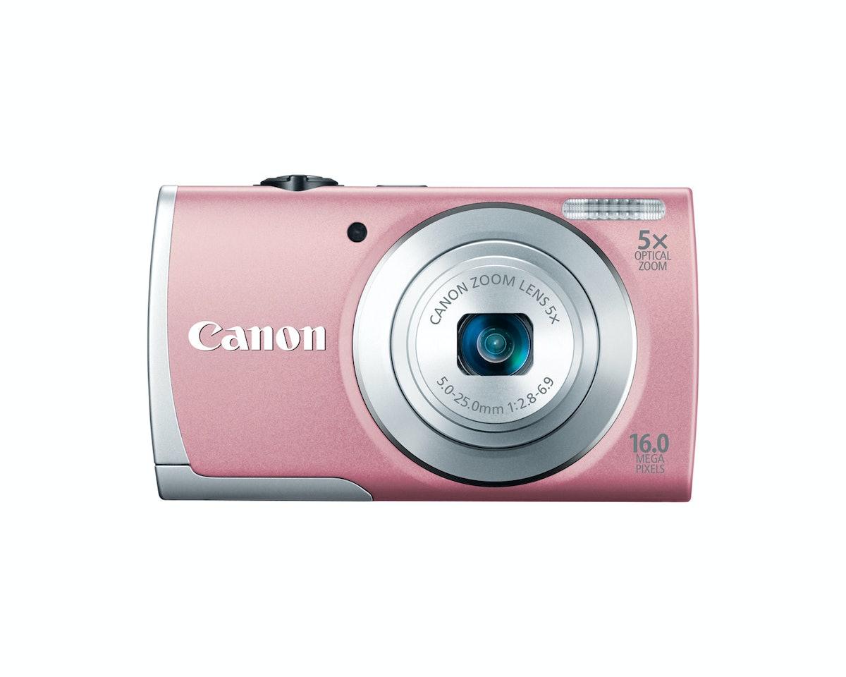 Canon U.S.A. Inc. PowerShot camera, $130, [usa.canon.com](http://www.usa.canon.com/cusa/home).