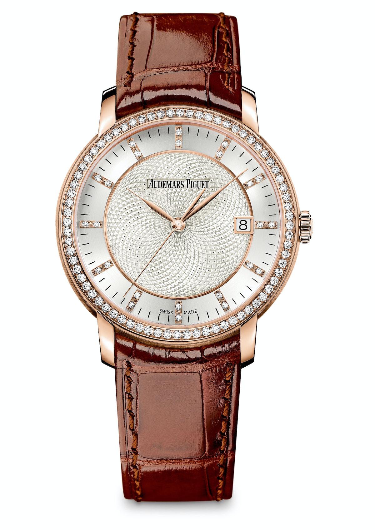 __For Myself__       With a watch like this, I would never be late—I swear!       Audemars Piguet, $29,400, [audemarspiguet.com](http://www.audemarspiguet.com/en/).