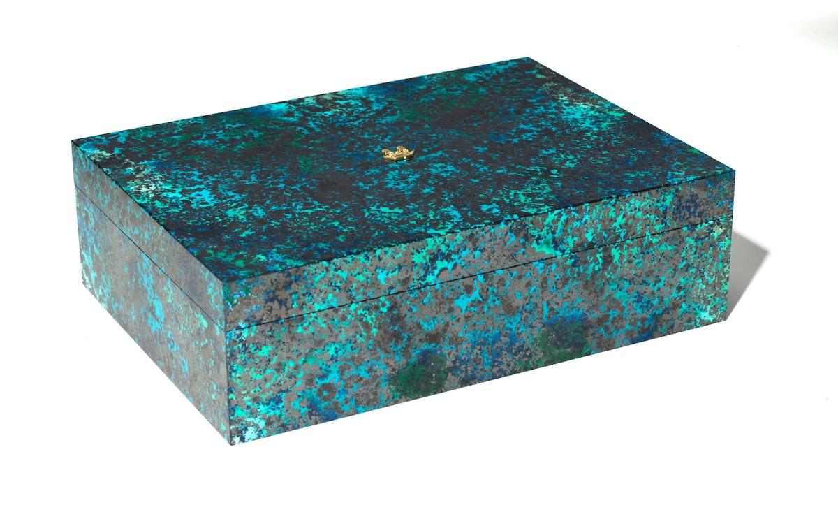 __For My Brother__       This lapis box will double as a housewarming gift.       Verdura, $7,600, [verdura.com](http://www.verdura.com/).