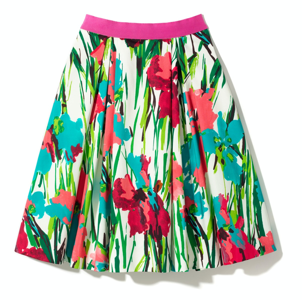 Blumarine skirt, $860, [blumarine.com](http://blumarine.com/).