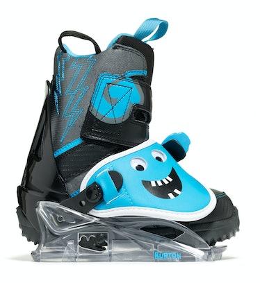 Burton Snowboards boots, $90, and bindings, $80, [burton.com](http://www.burton.com/on/demandware.st...