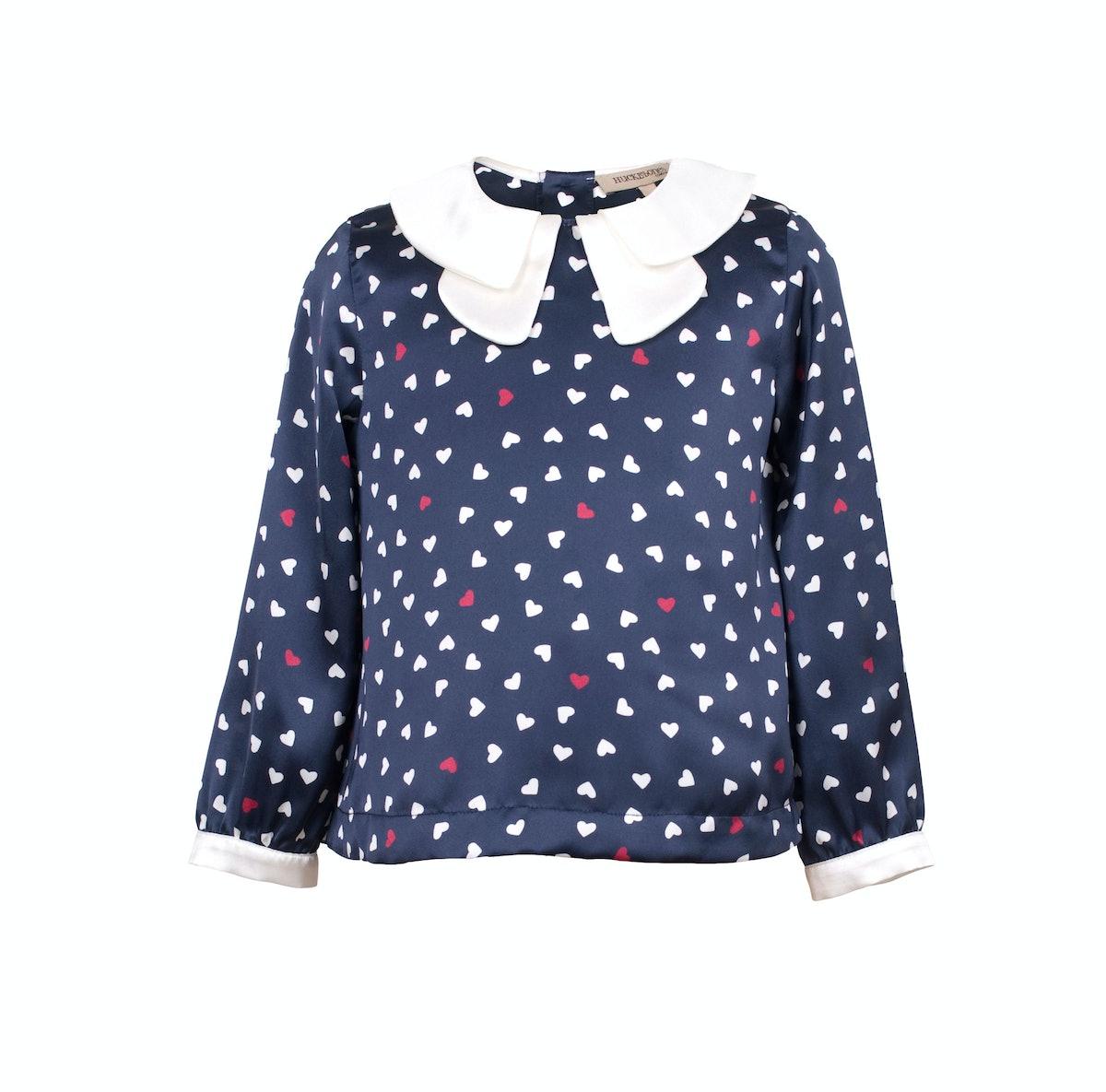 Hucklebones blouse, $124, [alexandalexa.com](http://rstyle.me/n/dzavk3w3n).