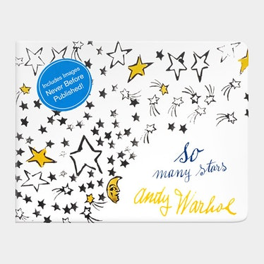 *Andy Warhol So Many Stars*, $12.99, [momastore.org](http://www.momastore.org/museum/moma/ProductDis...