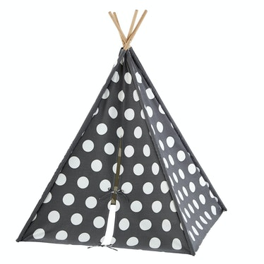 The Land of Nod teepee, $159, [landofnod.com](http://www.landofnod.com/a-teepee-to-call-your-own-gre...