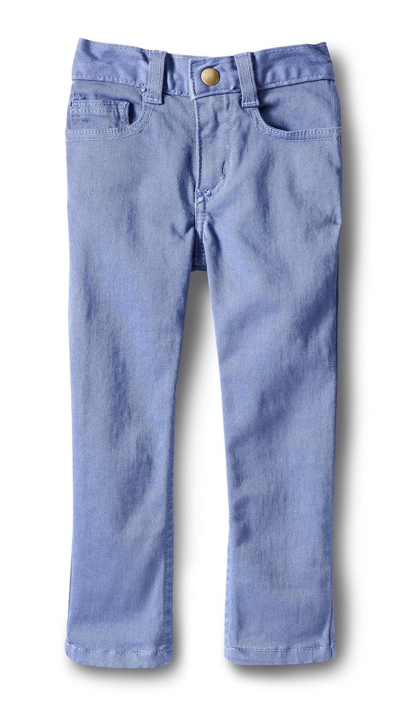 American Apparel jeans, $38, [americanapparel.com. ](http://store.americanapparel.net/subCategory/index.jsp?subCatId=cat1190026)