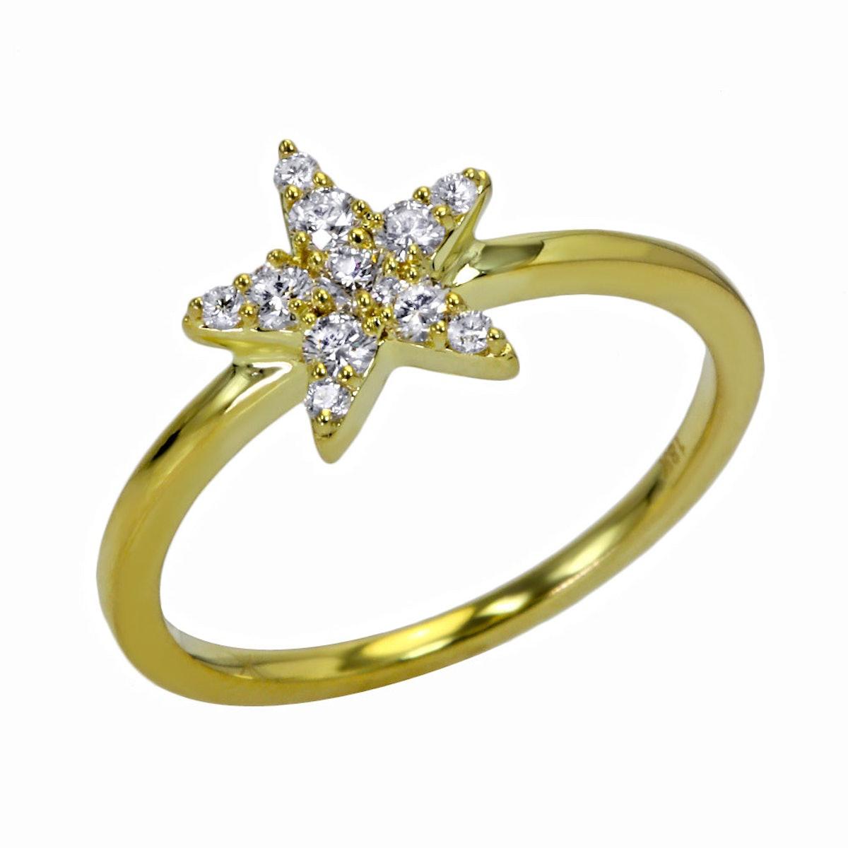 __For the star lover:__ Khai Khai star ring, $1000, [khaikhaijewelry.com](http://www.khaikhaijewelry...