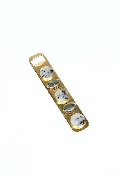 Kelly Wearstler bottle opener, $350, [Bergdorf Goodman](http://www.bergdorfgoodman.com), New York, 2...