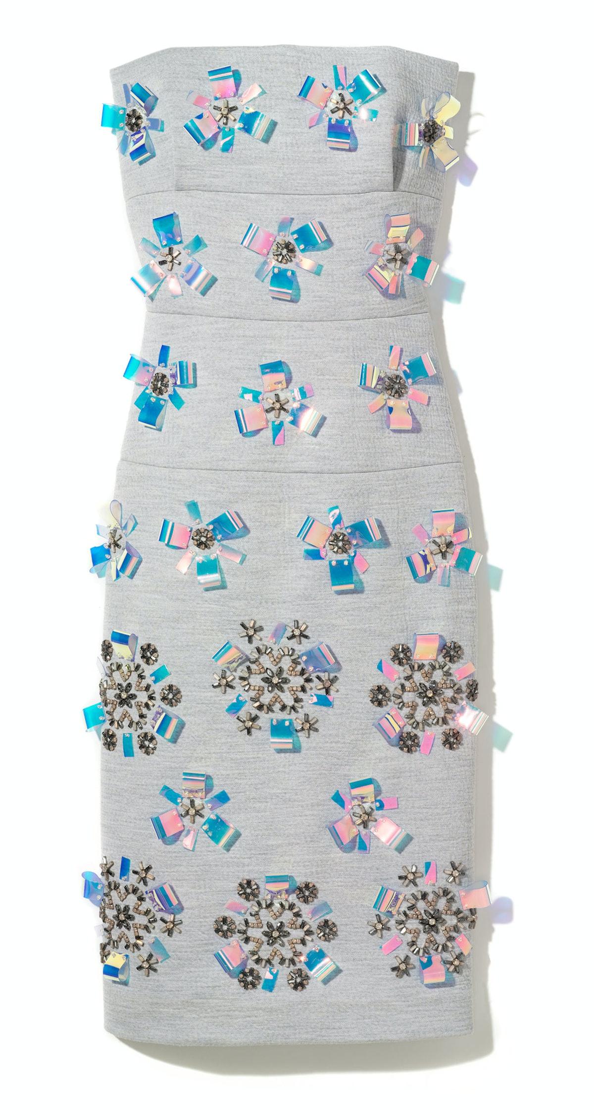 Roksanda Ilincic dress, $3775, [net-a-porter.com](http://www.net-a-porter.com).