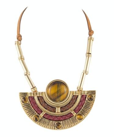 Etienne Aigner necklace, $295, [etienneaigner.com](http://www.etienneaigner.com/jewelry/necklaces/gy...