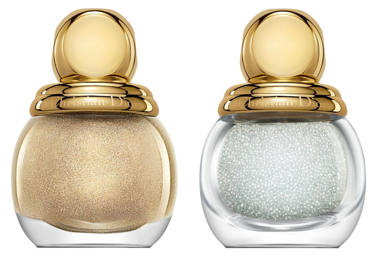 Dior Diorific Jewel Manicure Duo nail polish, $39, [lordandtaylor.com](http://www.lordandtaylor.com/webapp/wcs/stores/servlet/en/lord-and-taylor).