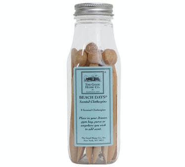 The Good Home Beach Days Scented Clothespins, $12, [goodhomestore.com](http://www.goodhomestore.com/...