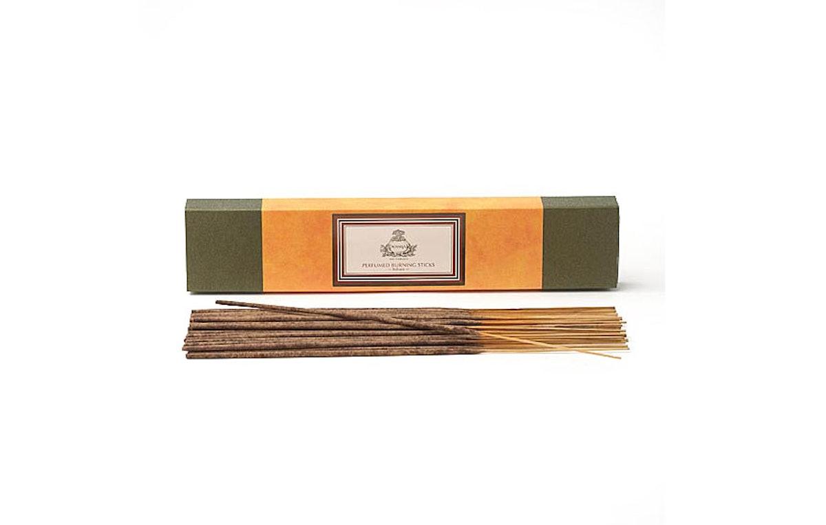 Agraria Balsam Burning Sticks, $28, [nemainmarcus.com](http://rstyle.me/~1csFs)