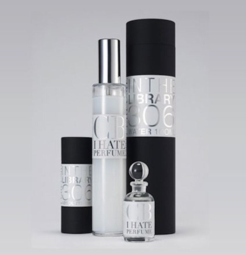 CB I Hate Perfume In the Library Home Spray, $45, [cbihateperfume.com](http://cbihateperfume.com/)