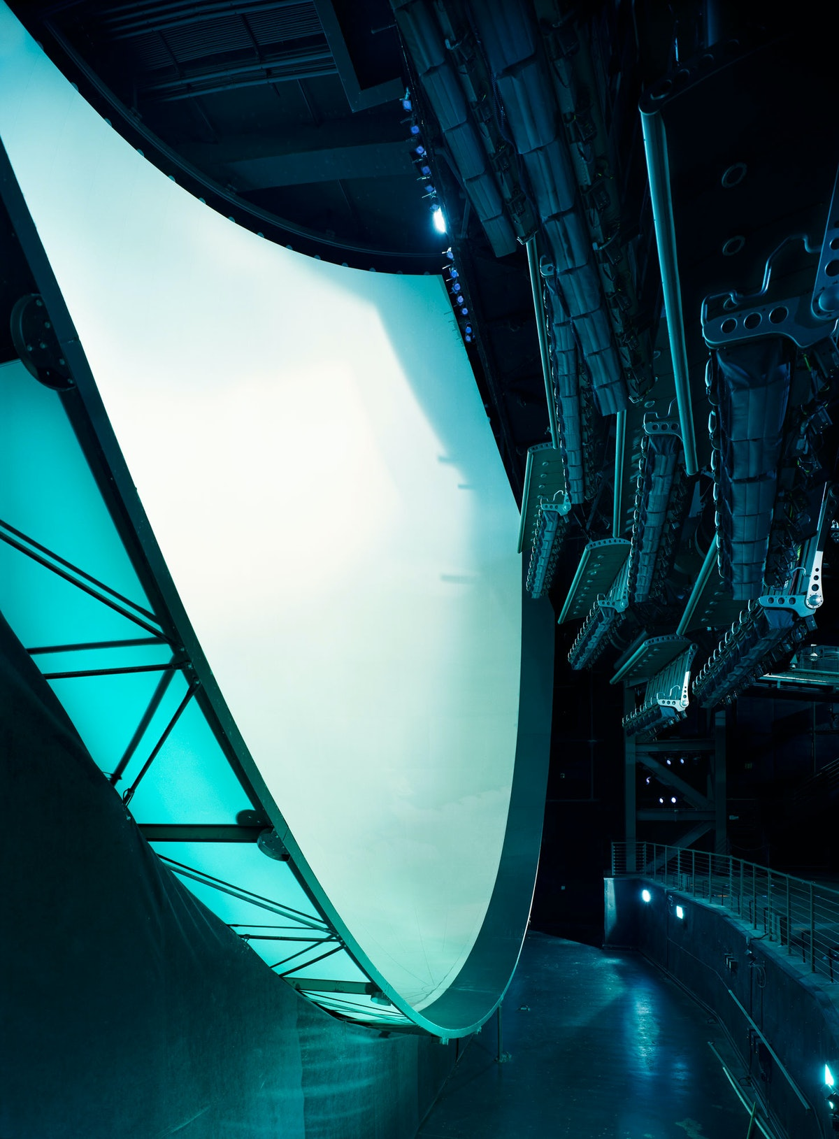 *Cinema, Anaheim, California,* 2013. Image courtesy of Marian Goodman Gallery.