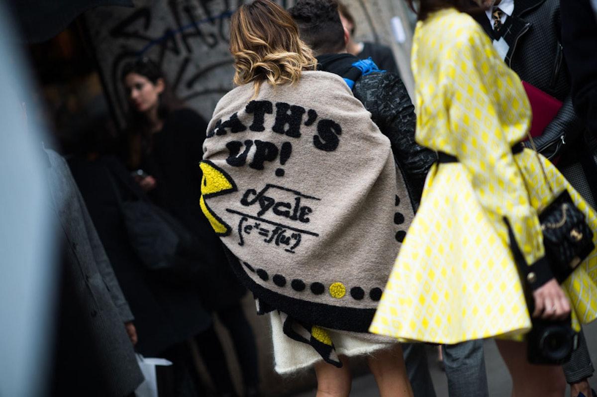Milan Men's Fashion Week Fall 2014 Street Style Day 1.