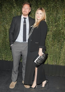 Will Kopelman and Drew Barrymore in Chanel. Photo by BFAnyc.com.
