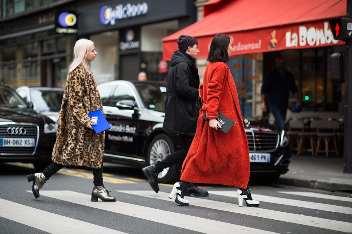 Paris Men's Fashion Week Fall 2014 Street Style Day 3.