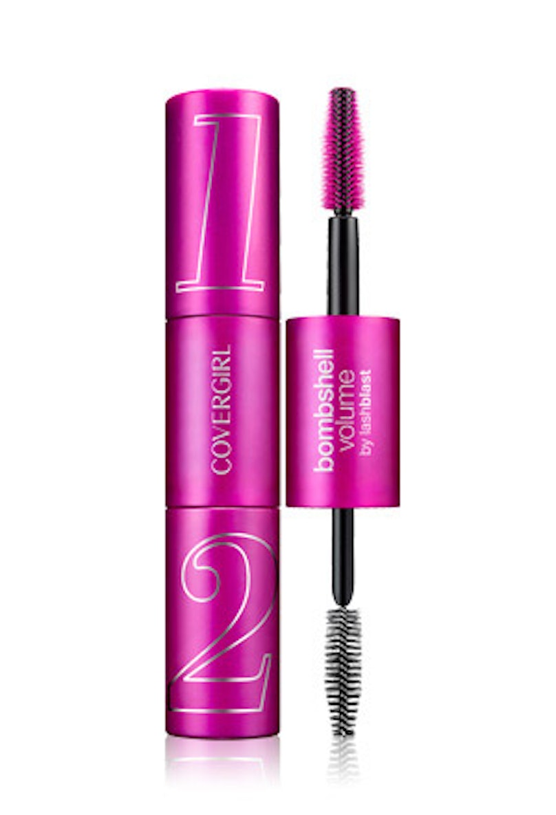 __Covergirl Bombshell Volume Mascara__ ($12, [ulta.com](http://rstyle.me/n/d9czt3w3n)): I'll skip shadow and go all out with the lashes, painting them with this dramatic, clump-free formula.