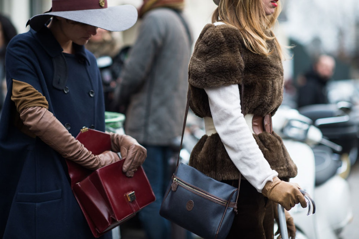 Paris Haute Couture Spring 2014: Day 1