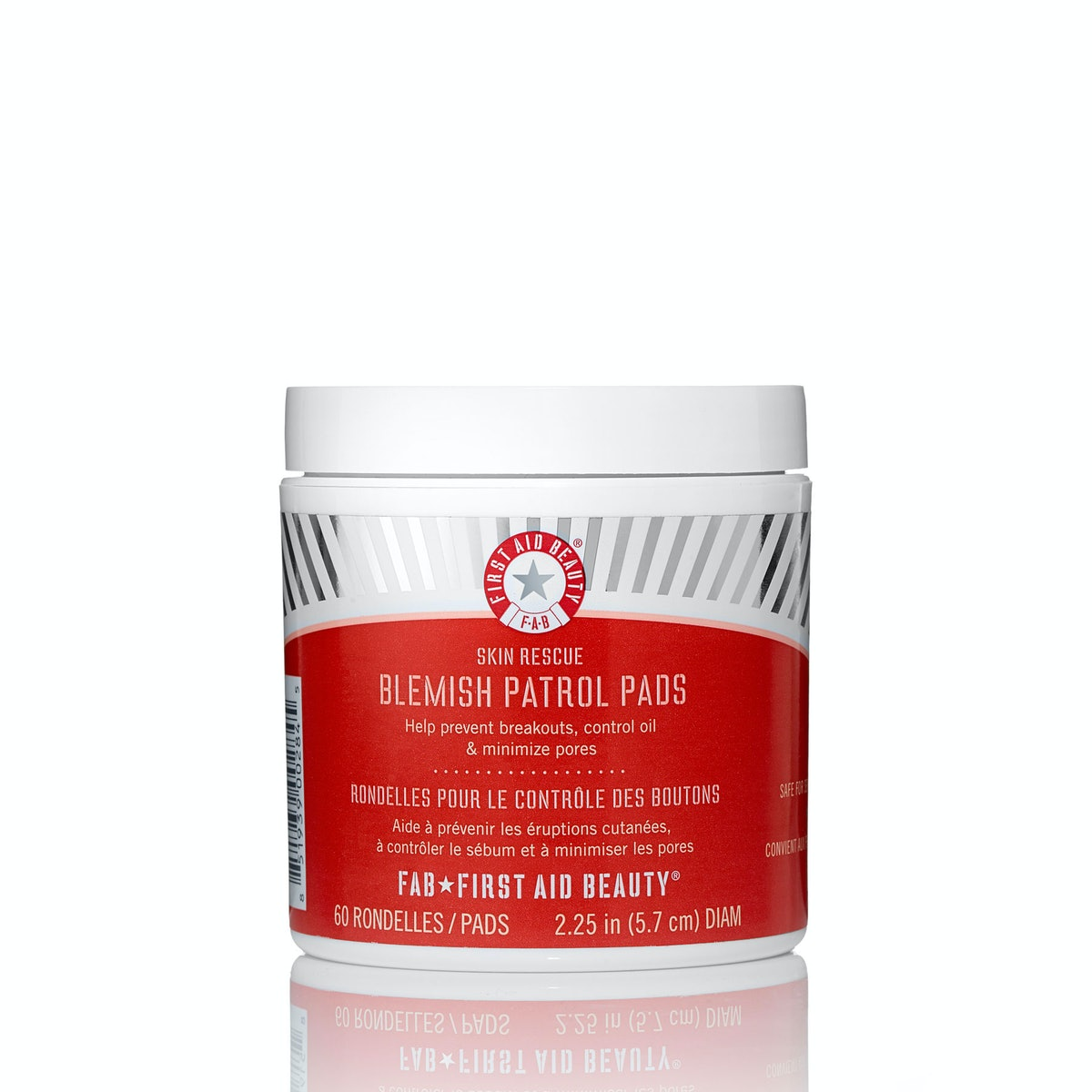 __Acne Treatment:__ First Aid Beauty Skin Rescue Blemish Control Pads, $30, [sephora.com](http://rst...