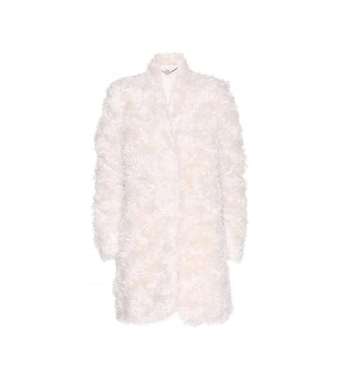 Grin and fake it with this great teddy bear coat from Stella McCartney. *Stella McCartney Bryce faux fur coat, $1883, [mytheresa.com](http://www.mytheresa.com/en-us/mantel-bryce.html).*