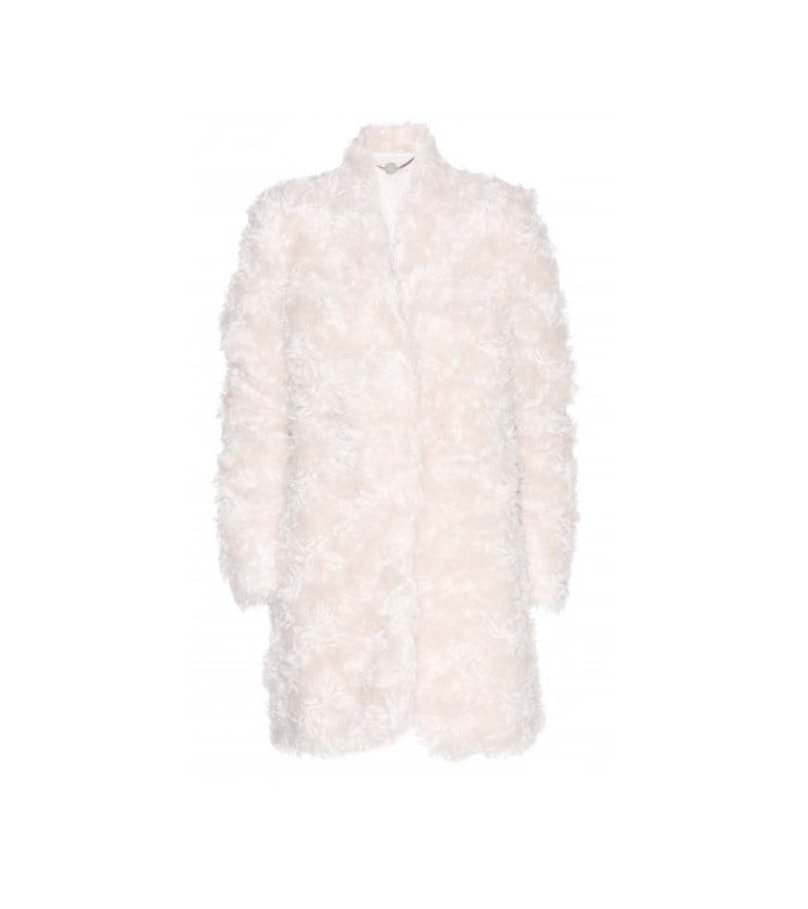 Grin and fake it with this great teddy bear coat from Stella McCartney. *Stella McCartney Bryce faux fur coat, $1883, [mytheresa.com](http://www.mytheresa.com/en-us/mantel-bryce.html).*