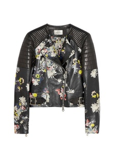 Believe it or not, I didn't own a single perfecto jacket until I got this beautiful floral one from ...
