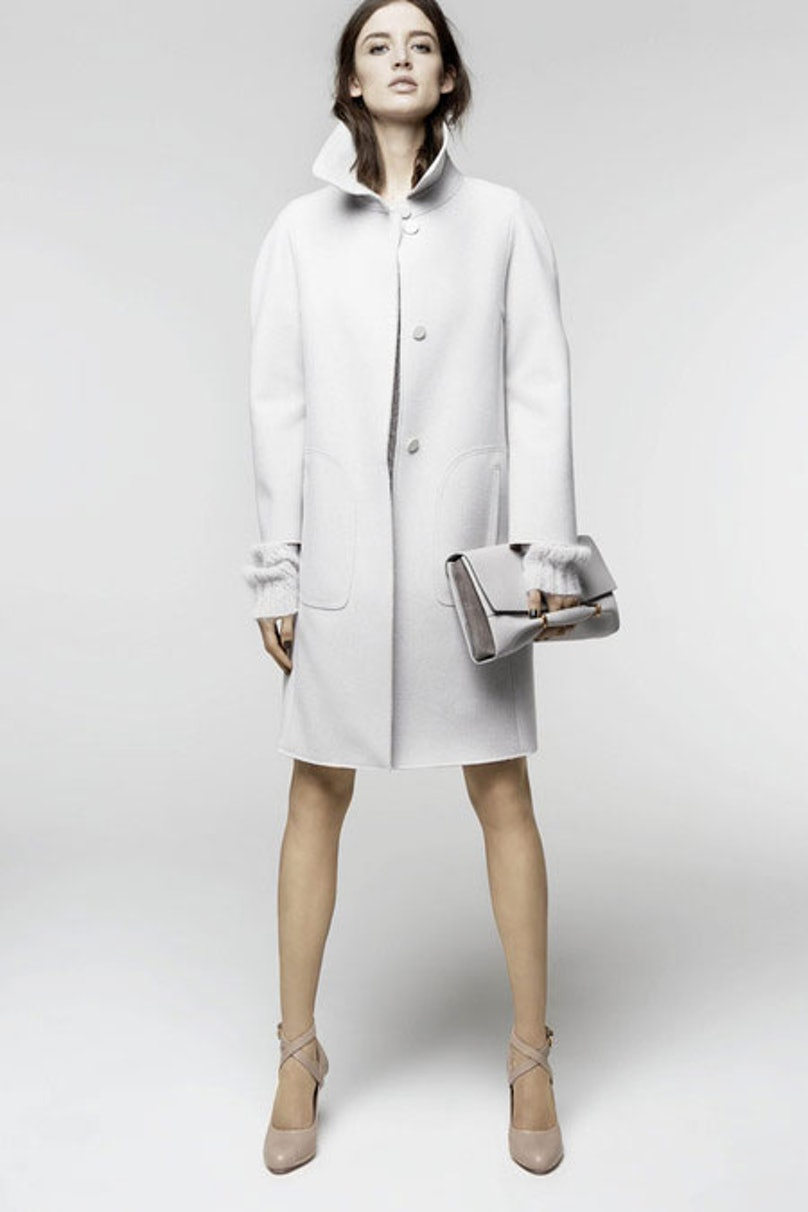 __[Nina Ricci](http://www.wmagazine.com/mood-board/filter?q=^Designer|Nina%20Ricci|):__ A coat that is simultaneously minimalist and cozy? Sounds just about perfect.