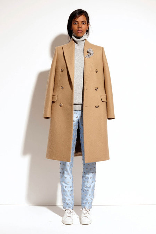 __[Michael Kors](http://www.wmagazine.com/mood-board/filter?q=^Designer|Michael%20Kors|):__ This classic coat is masculine-feminine at its best!      Photo courtesy of the designer.