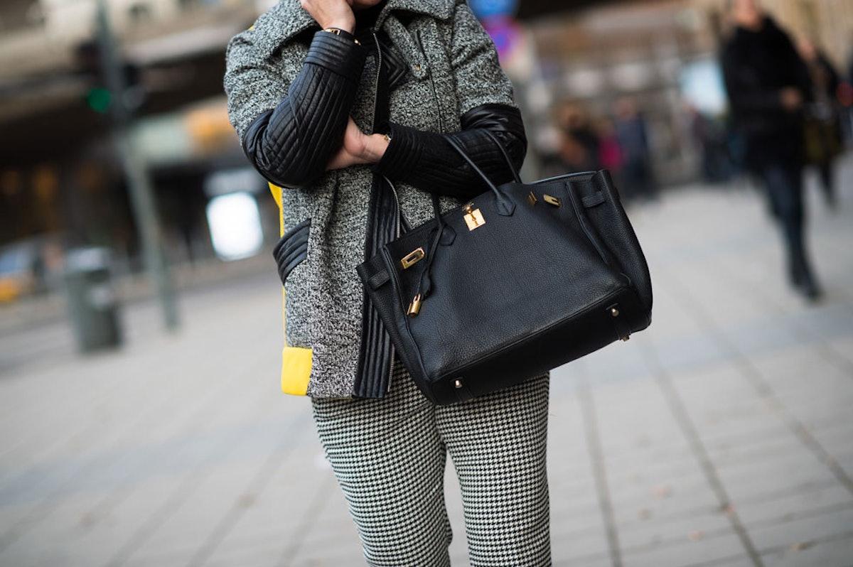 Stockholm Fashion Week Fall 2014 Street Style Day 2.