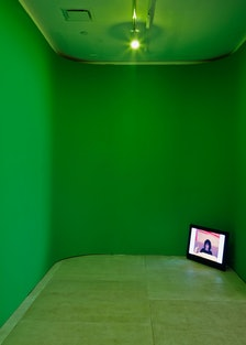 Photo by Jesse Untract-Oakner, courtesy of the New Museum, New York.
