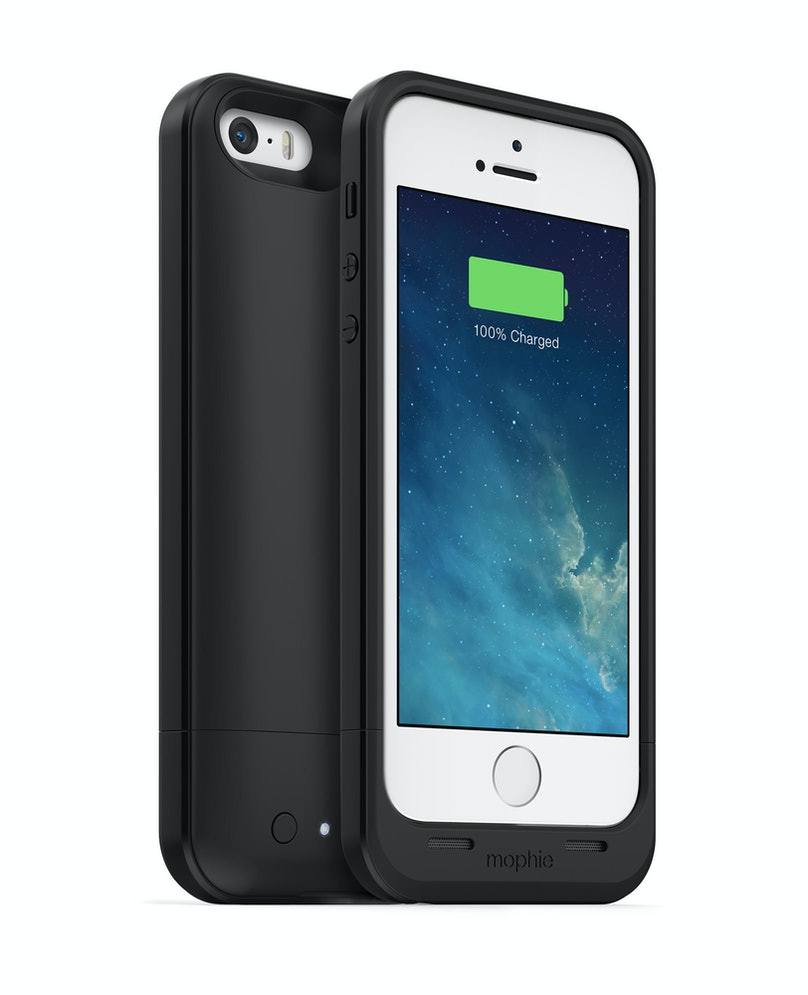 """I need all that extra battery for my backstage interviews.""—Jane Larkworthy, Beauty Director       Mophie Juice Pack Air, $100, [mophie.com](http://www.mophie.com/shop/iphone-5/juice-pack-air-iphone-5)"