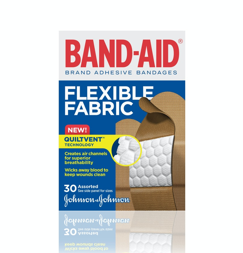 """Running in heels can do some serious damage. Over the years, I've learned fabric bandages protect blistered, tired feet the best."" —Sarah Leon, Web Editor       Band-Aid Flex Fabric Bandages, $3.50, [drugstore.com](http://rstyle.me/n/e2d283w3n)"