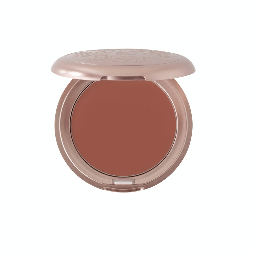 """When I'm pressed for time, a few dabs of this on my cheeks makes me look somewhat alive, no matter how sleep-deprived I feel. Plus, it's such a pretty compact to tote around."" —Vanessa Lawrence, Features Writer       Stila Convertible Color in Peony, $25, [sephora.com](http://rstyle.me/n/e2eai3w3n)"