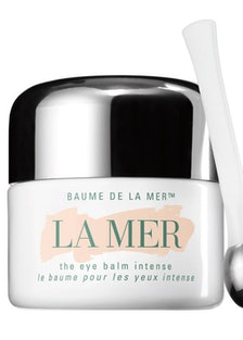 """""""When you are sleeping a lot less and running around a lot more during fashion week, this eye cream ..."""