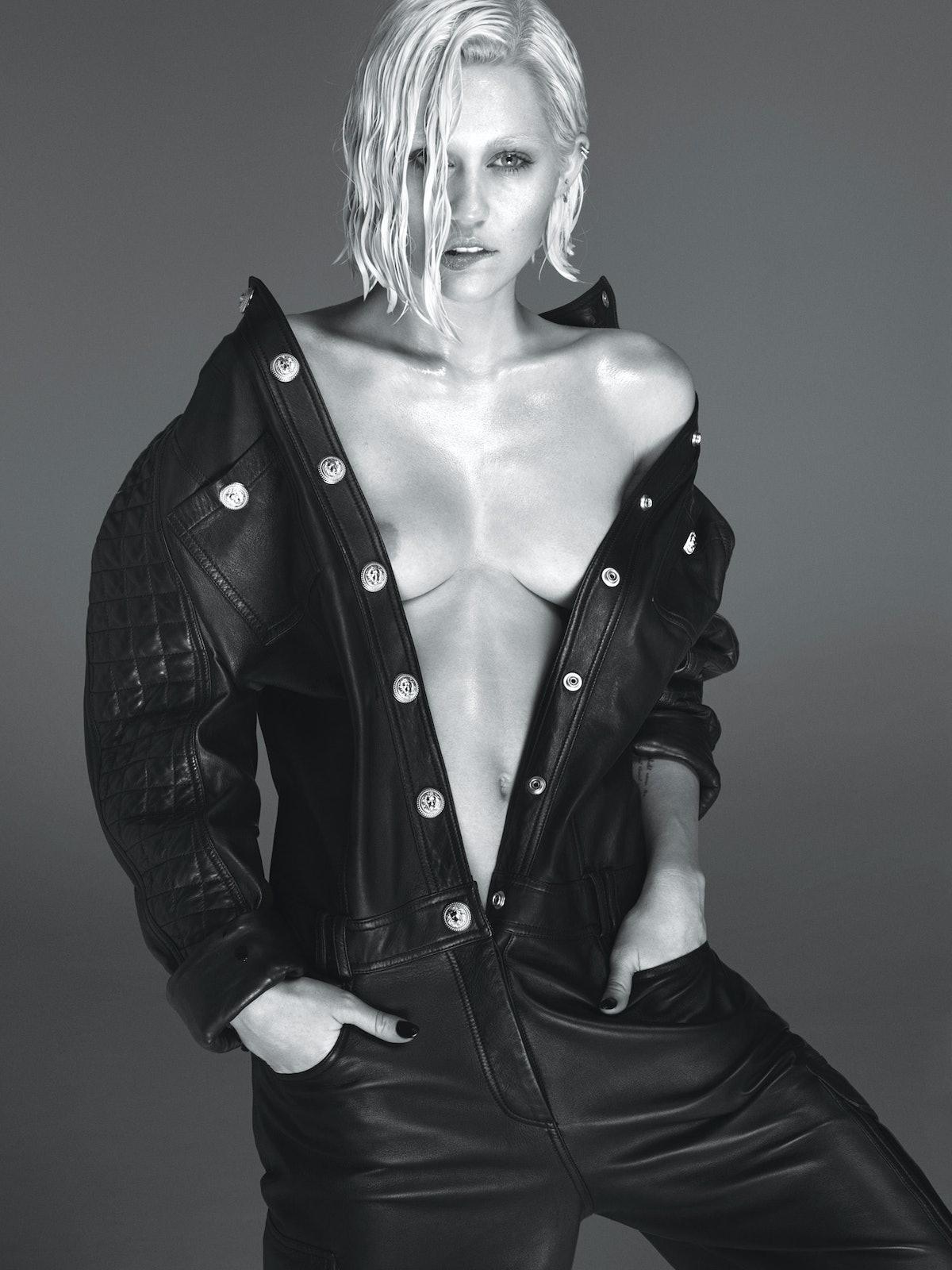 Miley Cyrus W Magazine March 2014