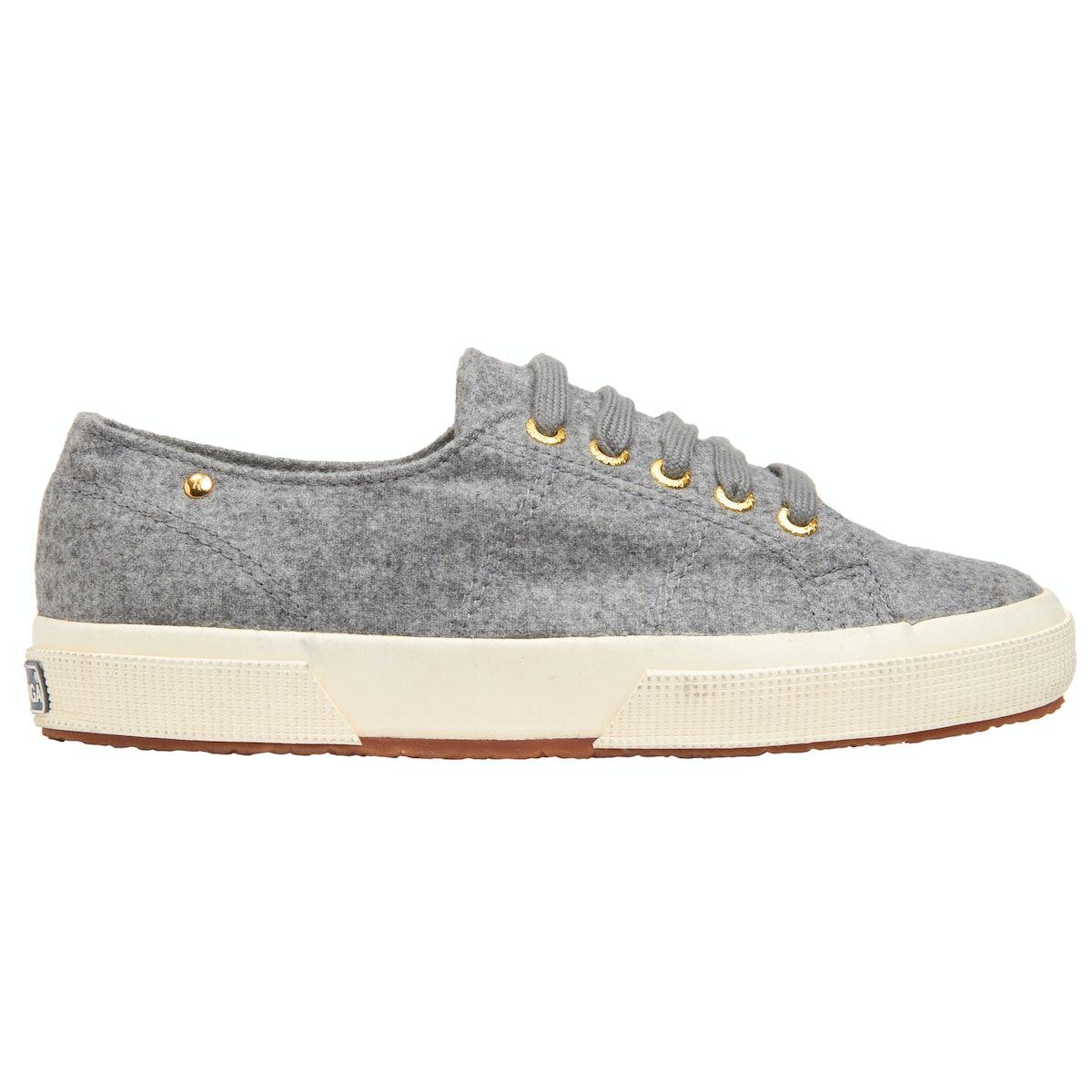 Superga x The Row cashmere low top sneaker, $325, [barneys.com](http://www.barneys.com/Superga%20x%2...