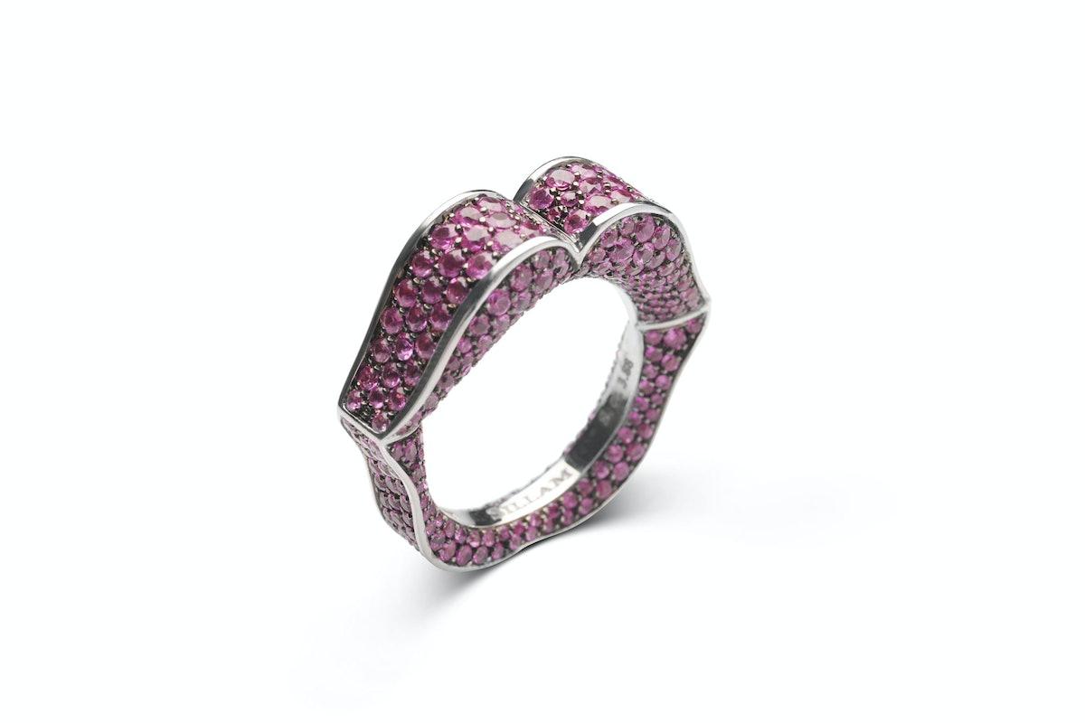 sillam lip ring