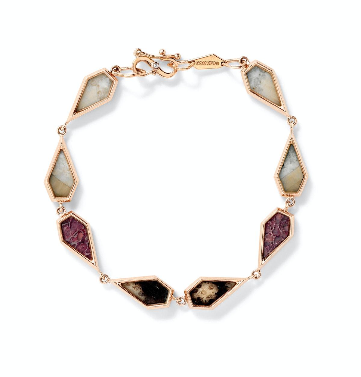 monique pean bracelet