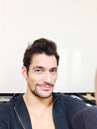 david gandy selfie